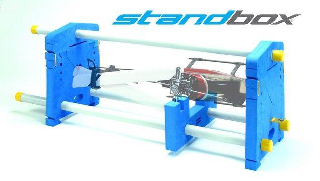 Standbox heli 4v1 - vyrobeno v ČR - heli001