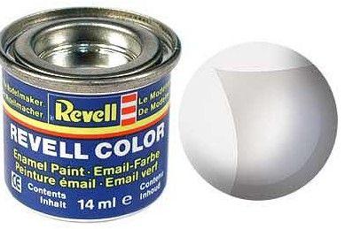 Revell syntetická 14ml - bezbarvý lak lesklý č.1
