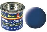 Revell syntetická 14ml - modrá matná č.56