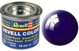 Revell syntetická 14ml - noční modrá lesklá č.54