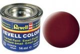 Revell syntetická 14ml - rezavě hnědá matná č. 37