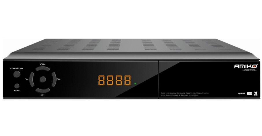 AMIKO HD 8250+CICXE DVB-S2 PŘIJÍMAČ