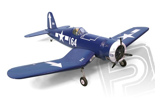 PH011 F4U Corsair 1485mm 1:8 ARF