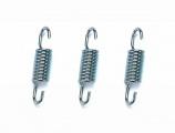 Spojovací výfukové pružinky - krátké (3ks.)