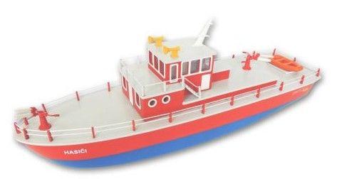 Hasičský člun / Fireboat Hacker