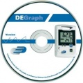 Software Dostmann Electronic DE Graph pro LOG 100/110