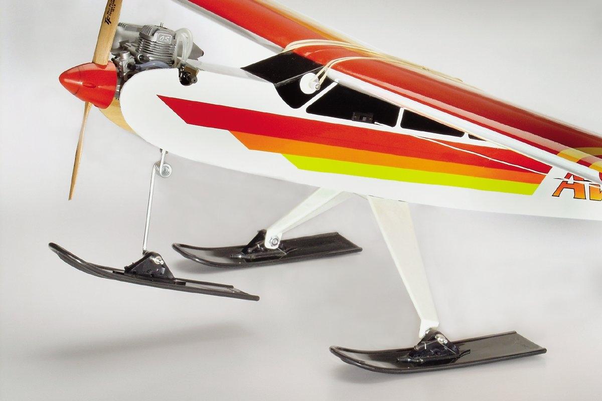 Snowbird lyže příďová .60 (černá)