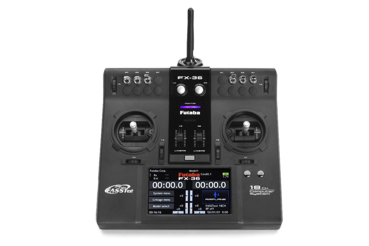 Futaba FX-36, přijímač R7008SB