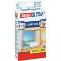 Síť proti hmyzu do oken tesa Insect Stop Comfort, (d x š) 1300 mm x 1500 mm, bílá, 1 ks