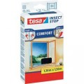 Síťka proti hmyzu do okna Tesa Comfort, 55388-21, 1,3 x 1,5 m, antracit