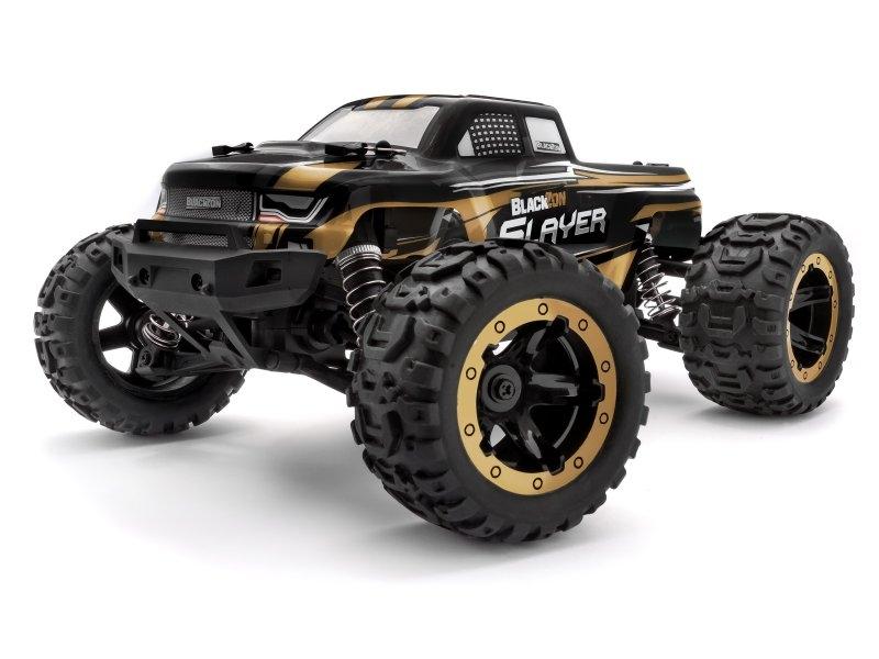 Slayer Monster Truck 1/16 RTR - Zlatý