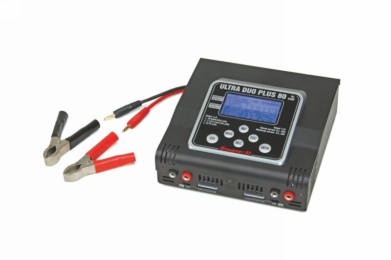 ULTRA DUO PLUS 80 nabíječ (1000Wattů)