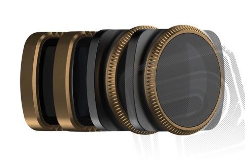 Osmo Pocket 1/2 - Sada filtrů Limited Collection CS (PCKT-CS-LTD)