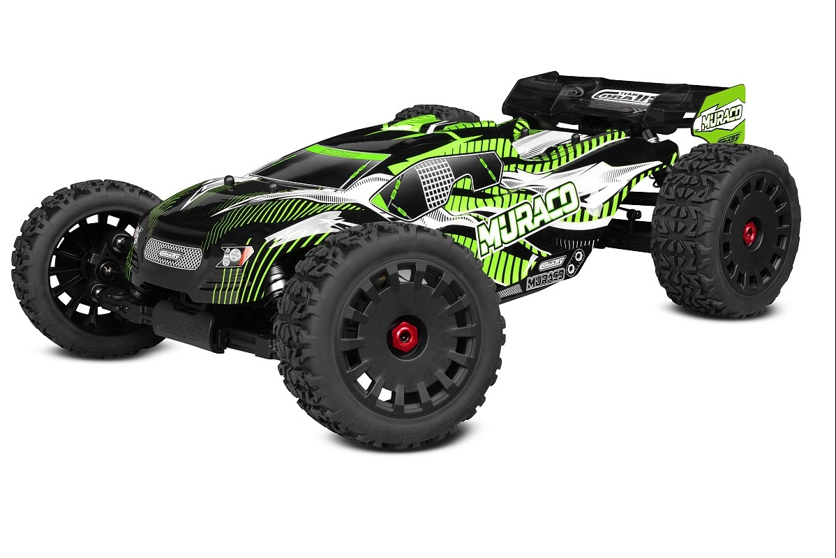MURACO XP 6S - 1/8 Truggy 4WD - RTR - Brushless Power 6S