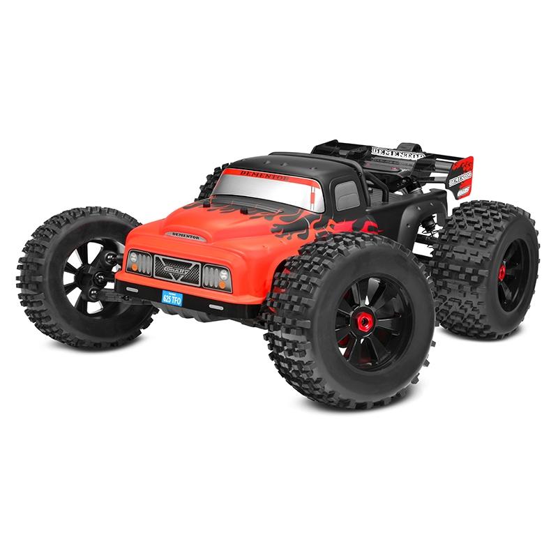 DEMENTOR XP 6S - Model 2021 1/8 Monster Truck 4WD - RTR - Brushless Power 6S
