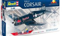 "1:48 F4U-4 Corsair ""Flying Bulls"" Gift Set"