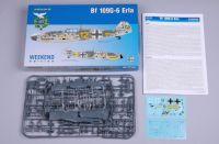 1:48 Messerschmitt Bf 109G-6 Erla (WEEKEND edition) Eduard