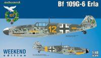 1:48 Messerschmitt Bf 109G-6 Erla (WEEKEND edition)