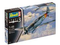 1:48 Messerschmitt Bf109 G-10