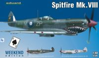 1:48 Spitfire Mk. VIII (Weekend edition)