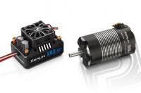 COMBO XR8 SCT s XERUN 3660 SD 3600Kv - G2 - černý - včetně 23z/48DP pastorku