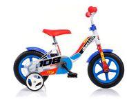 """DINO Bikes - Dětské kolo 10"""" modré"""