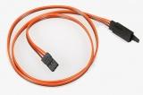 Prodlužovací servo kabel 45 cm s pojistkou AWG22