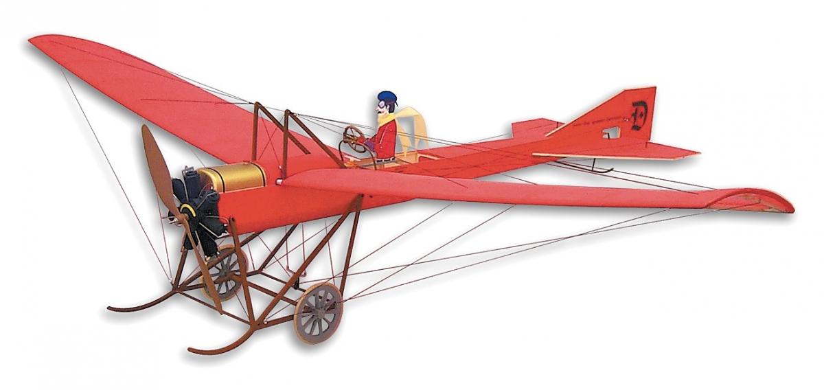 SIG 1910 Deperdussin OldTimer 1257mm stav.