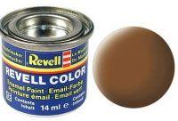Barva Revell syntetická 14ml - tmavá zemitá matná č. 82