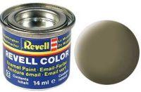 Barva Revell syntetická 14ml - tmavě zelená matná č.39