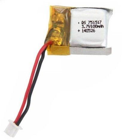 Akumulátor LI-PO 3.7V 100mAh