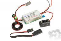 UBEC 5A HV 3-10S LiPo stabilizátor napájení