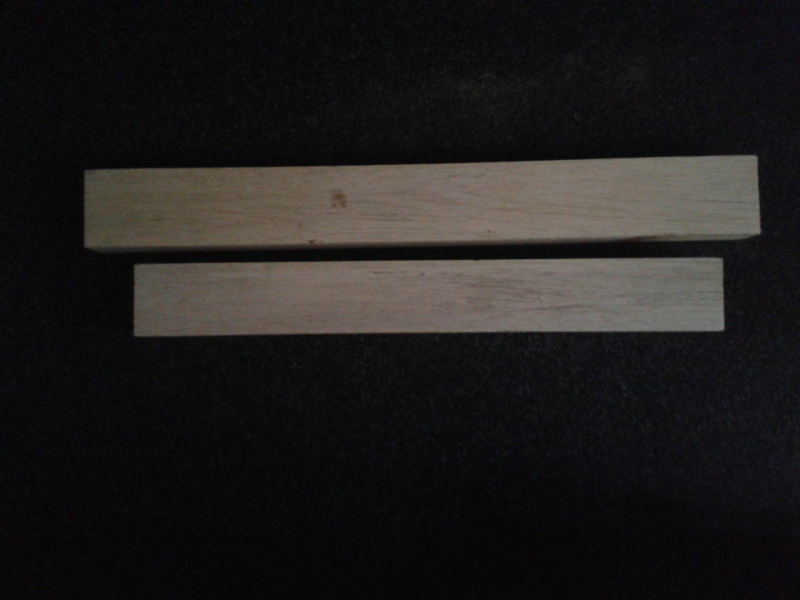 BALSA - hranol 8,5x7,5x100 cm