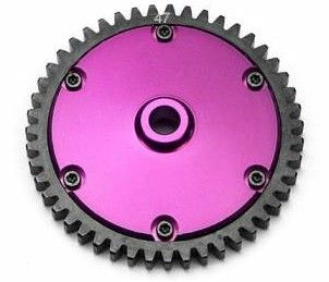 Steel Spur Gear Set 47t