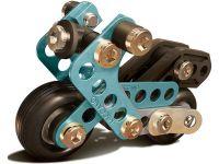 MECCANO - mini motorka (49 dílků)