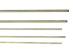 Mosazný drát 2,5 mm Graupner 1m