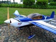 """52"""" Extra 300 - modrá/bílá 1,32m"""