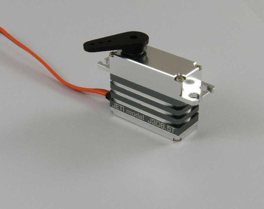 Digital Servo - High voltage DSHV 3D8T (8.5kg)