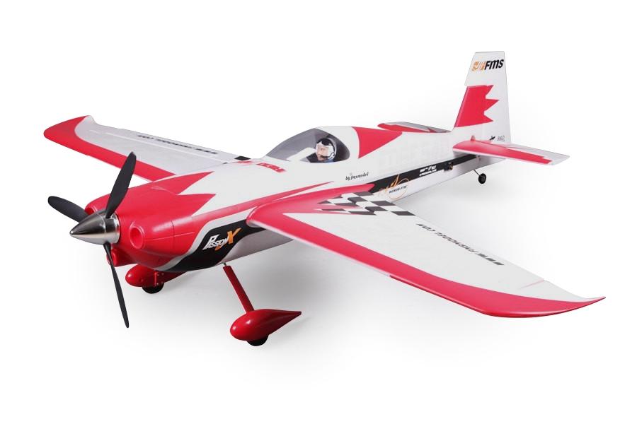 EDGE 540 EPP 1320mm ARF - červený