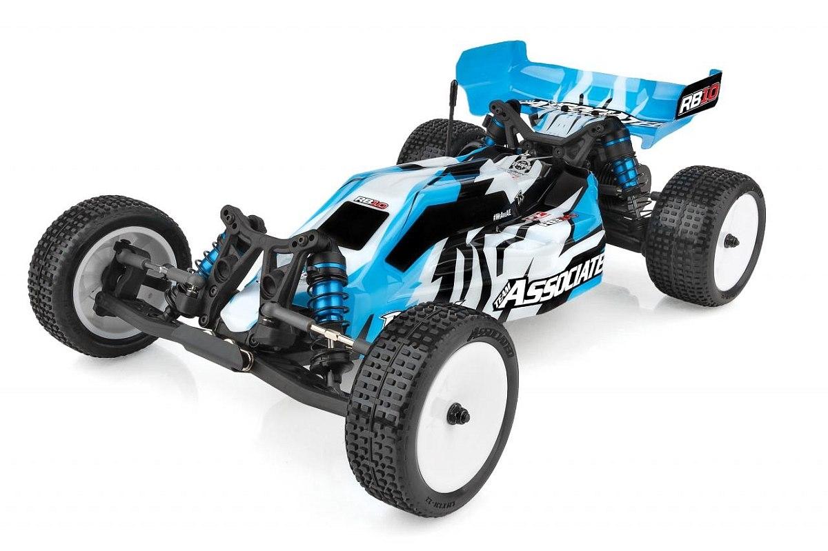 RB10 RTR, modré