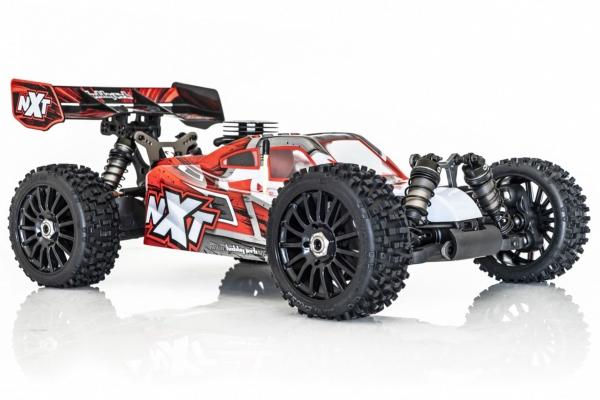 RTR Buggy SPIRIT NXT 2.0 4WD včetně .21 motoru