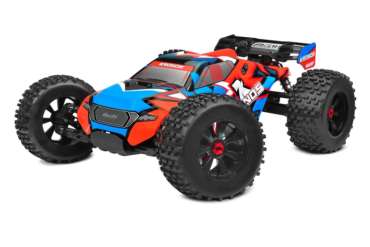 KRONOS XP 6S - Verze 2021 - 1/8 Monster Truck 4WD - RTR - Brushless Power 6S