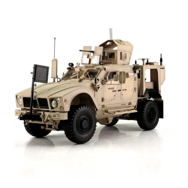 1/16 RC M-ATV MRAP - pouštní kamufláž
