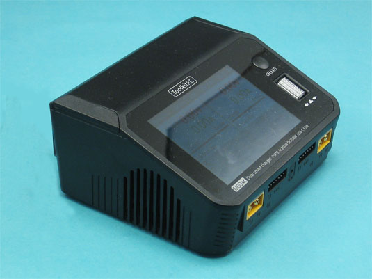 Nabíječ M6D ACDC ToolkitRC