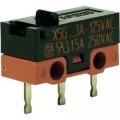 Mikrospínač Saia X5G303K1ANJ1, 250 V/AC, 1.5 A, IP40