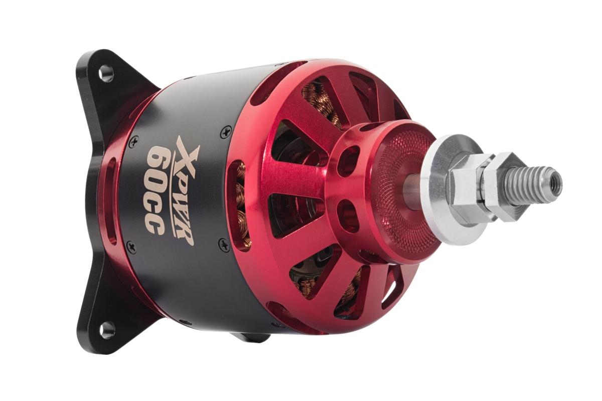 XPWR 60cc střídavý elektromotor