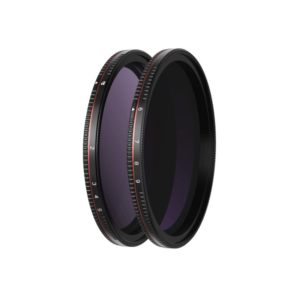 Freewell sada variabilních filtrů ND4-32 a ND64-512 62 mm