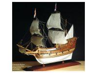AMATI Mayflower anglická galeóna 1620 1:60 kit