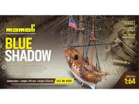MAMOLI Blue Shadow briga 1778 1:64 kit