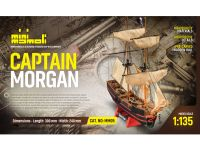 MINI MAMOLI Capitain Morgan 1:135 kit